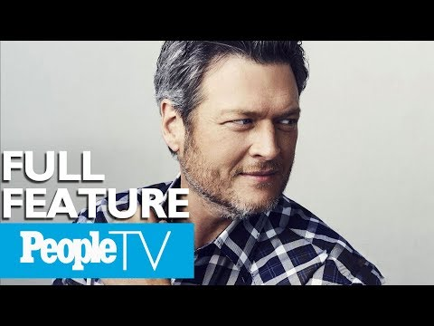 Blake Shelton, Sexiest Man Alive 2017, Dishes On Gwen Stefani, His Music Journey & More | PeopleTV
