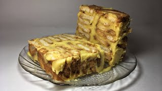 Торт «ЛІНИВИЙ НАПОЛЕОН» - готуємо швидко та смачно! За 15хв.