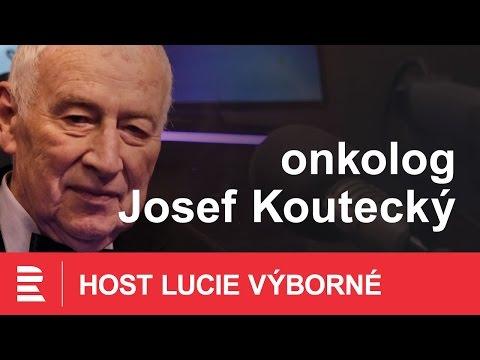Přestáváme se bát rakoviny, říká zakladatel dětské onkologie Josef Koutecký