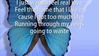 Robbie Williams   Feel (with Lyrics)