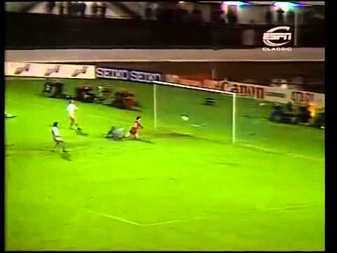 John Hewitt Goal v Real Madrid ~1983 UEFA Cup Winners' Cup Final
