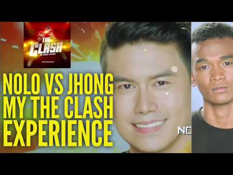 "NOLO LOPEZ VS JONG MADALIDAY | GMA THE CLASH | MY ""THE CLASH"" EXPERIENCE 