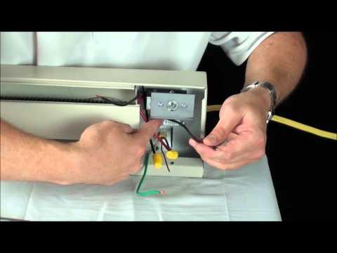 Installing Electric Baseboard Heater Diy Doovi