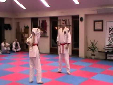 Hapkido Knife Self Defence