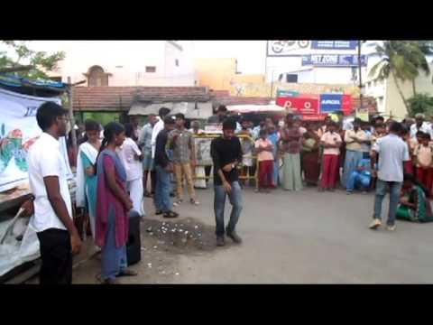 Street play - women empowerment