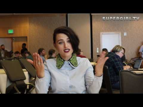 Supergirl.tv: SDCC 2017  With Katie McGrath