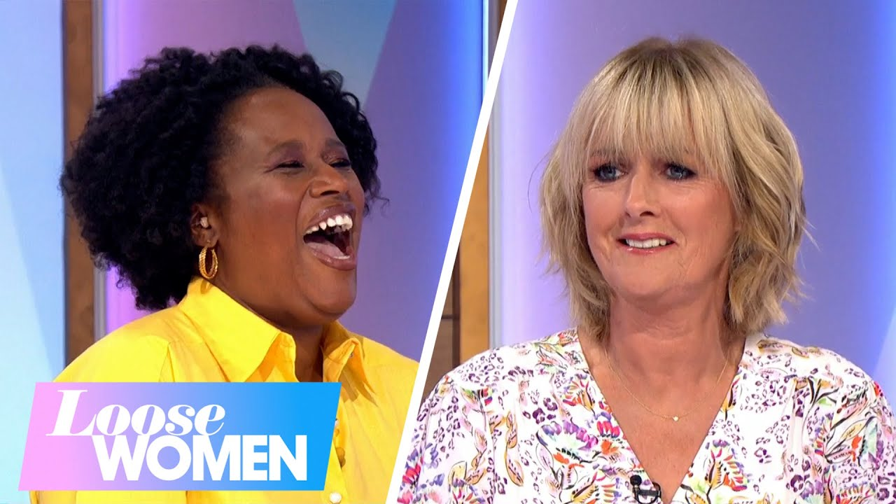 Jane Reveals Her Stepdaughter's Hilarious Reaction To Her Pregnancy Announcement   Loose Women