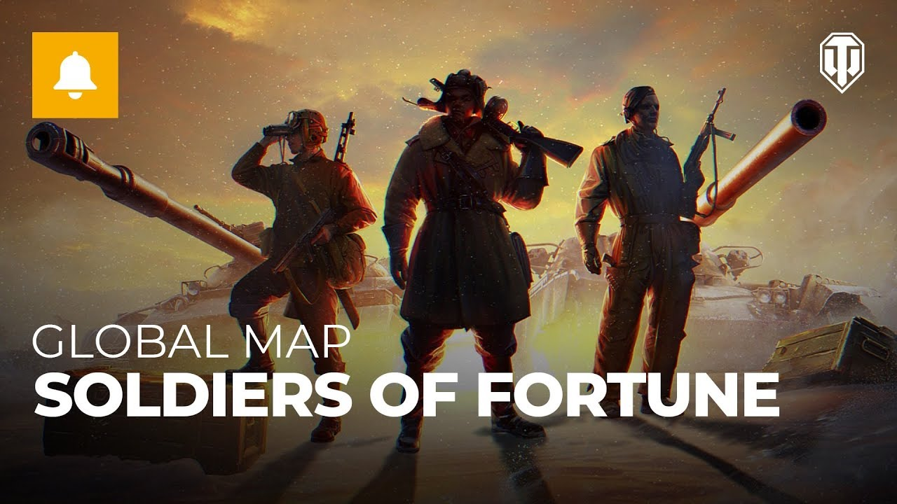 Global Map Soldiers Of Fortune Youtube