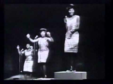 Martha and The Vandellas  - Nowhere To Run (Shindig 1965)