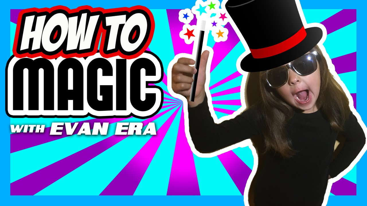 Uncategorized Magic For Kids 5 easy magic tricks for kids how to youtube