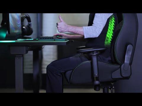 Razer Iskur | Posture Restored