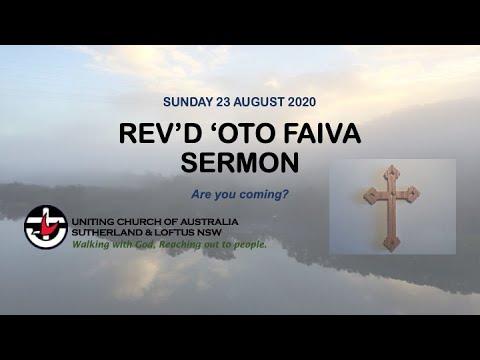 Download OVF Sermon 23082020