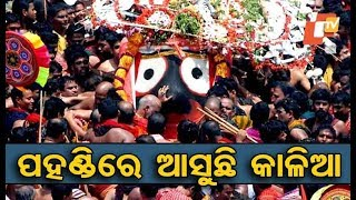 Pahandi Of Lord Jagannath | Rath Yatra 2019 Live From Puri | Car Festival 2019