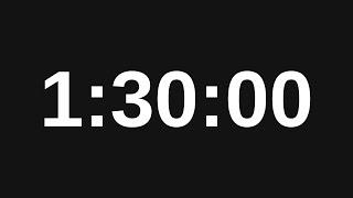 العد التنازلي - 1 ساعة و 30 دقيقة