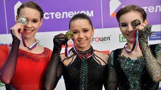 Российских фигуристок не пускают на соревнования