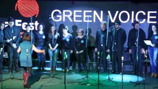 Green Voices -  Amazing Grace - VokalFest 2013