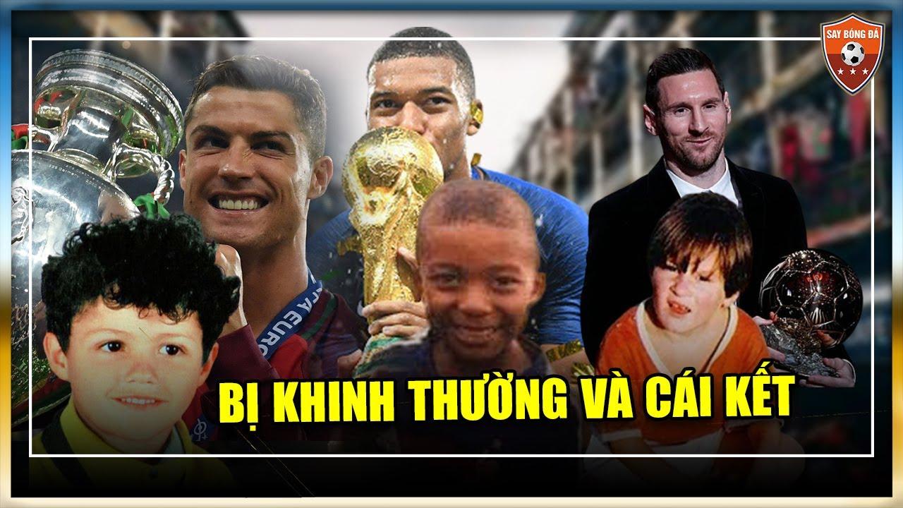 """Top 11 ngôi sao bóng đá """"bị khinh thường"""" thời tuổi trẻ"""