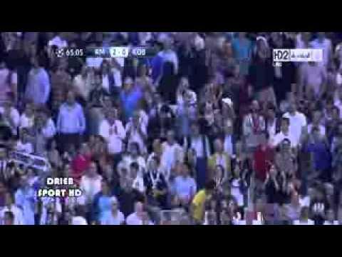 Real Madrid 4 - 0 Copenhagen Champions League 2013/2014