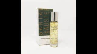 Review Santal Auster by Chatillon Lux Parfums