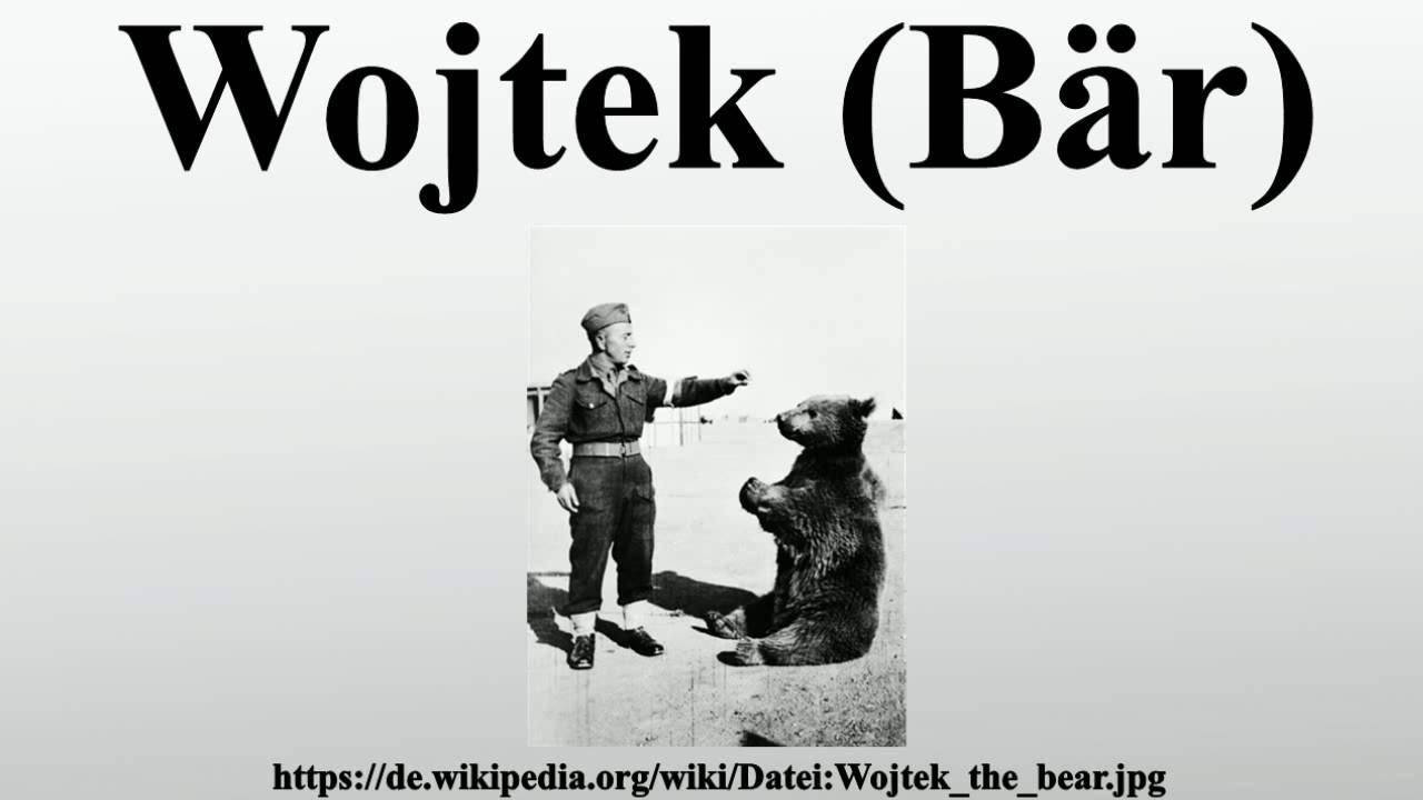 Wojtek (Bär) - YouTube