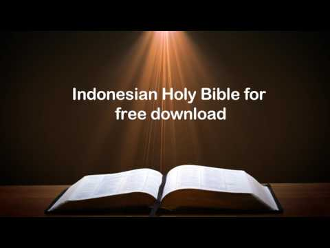 Bible in Indonesian