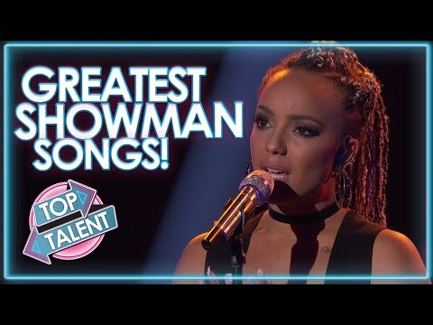 GREATEST SHOWMAN Covers On X Factor, Idols and Got Talent! |