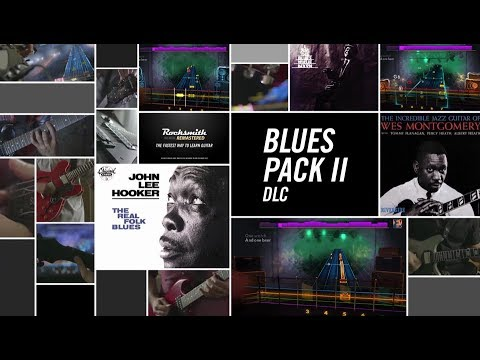 Blues Song Pack II – Rocksmith 2014 Edition Remastered DLC