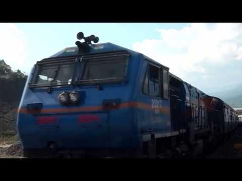Incredible North East Frontier Railway ...   Lumding to Badarpur, Assam