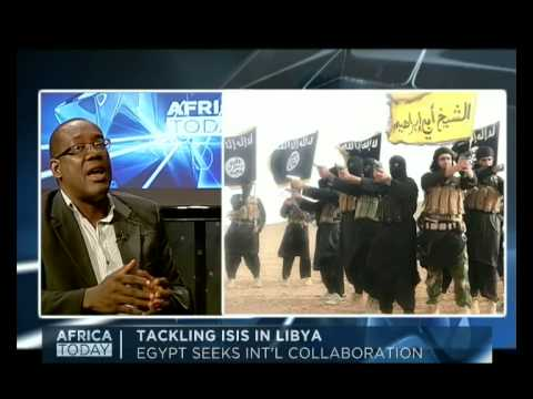 Africa Today on ISIL in Libya