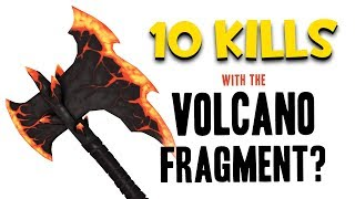 TF2 - 10 Kills with the Volcano Fragment? CHALLENGE ACCEPTED!