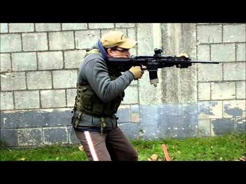 MadMan Carbine training III