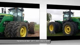 2011 John Deere 9430 V613