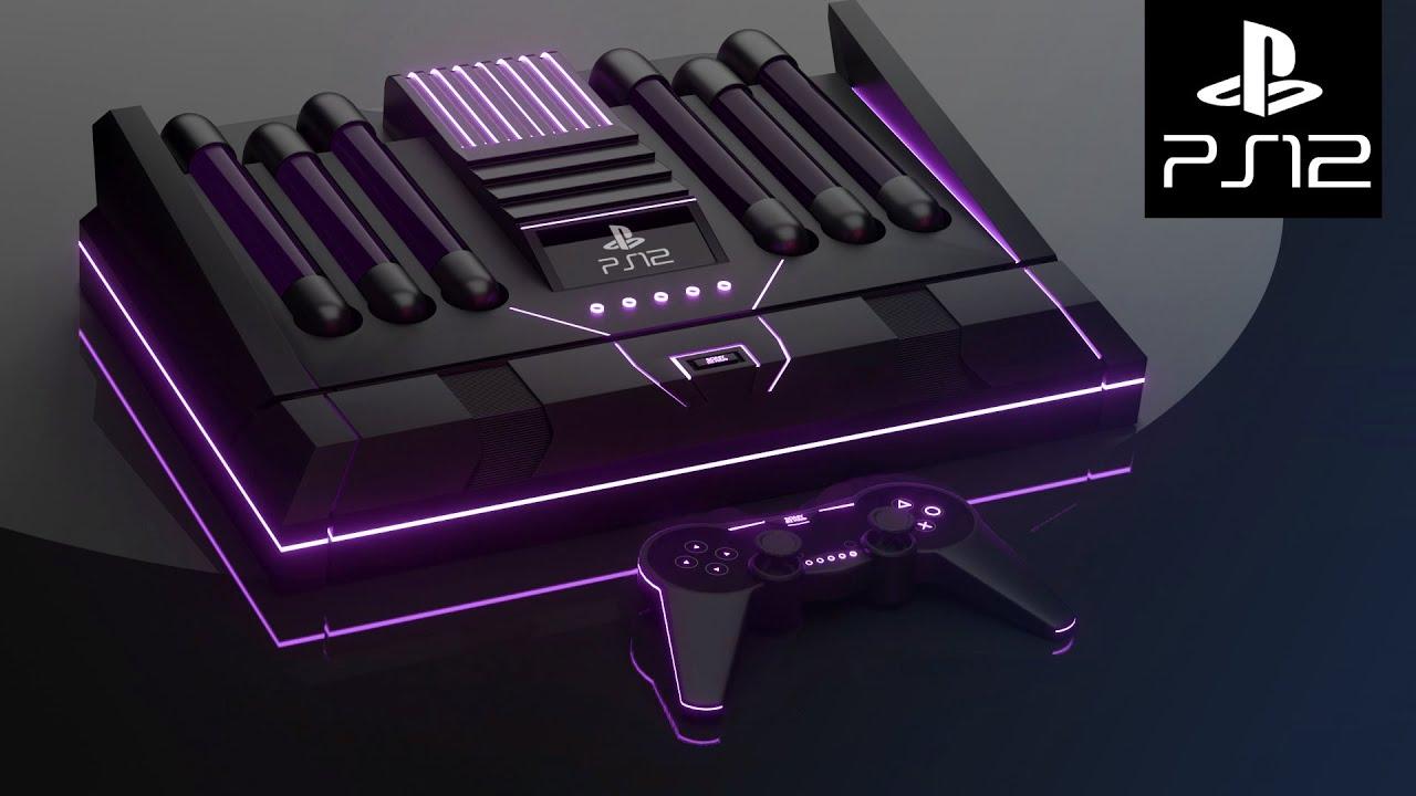 Playstation 6 Trailer Concept