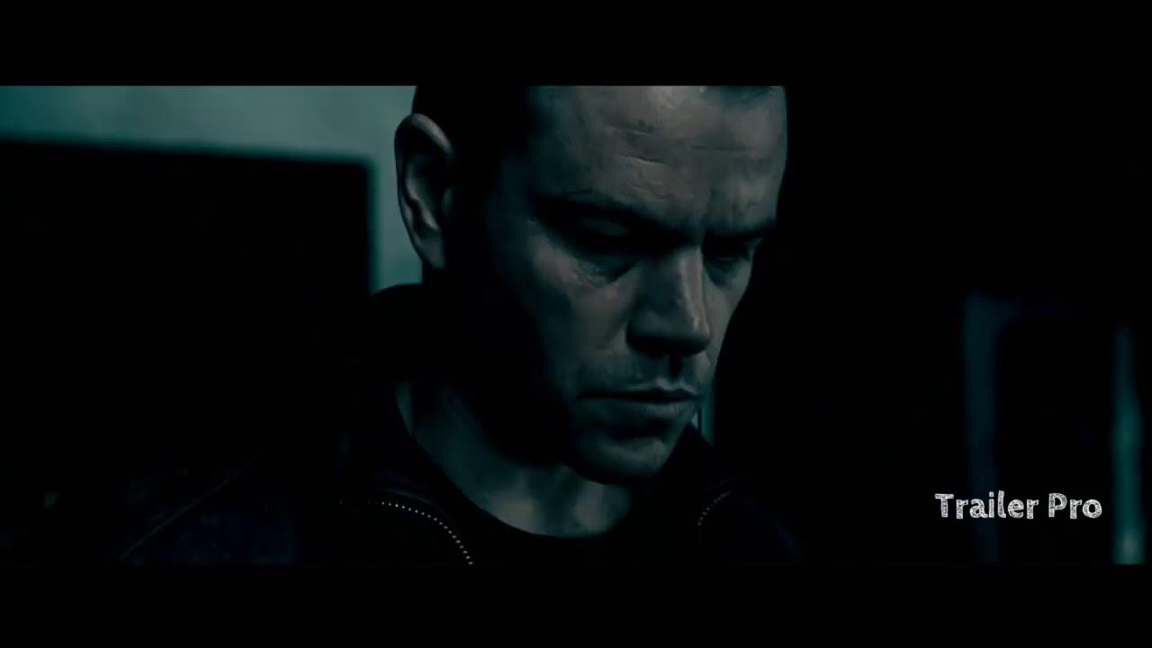 Jason Bourne 2019