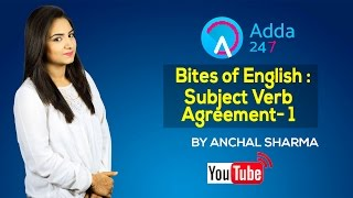 Subject Verb Agreement Rules: Learn English Grammar (Part 1)