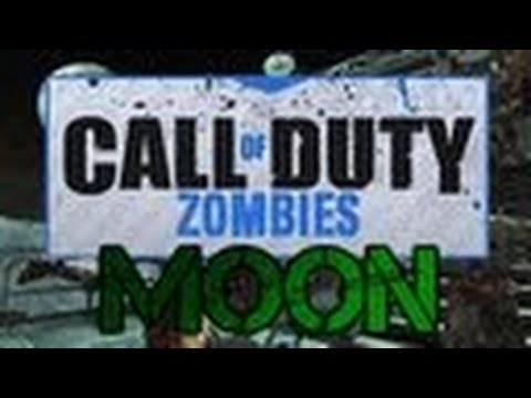 Moon: The Main Easter Egg: Teleporting To Area 51 (No Man's Land) Before Rockets Hit Earth!