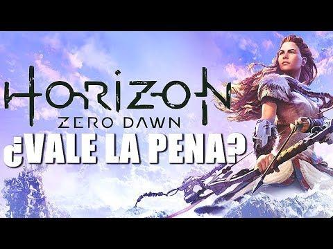 MI OPINION DE HORIZON ZERO DAWN