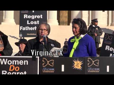Virginia's 2018 March for Life Testimony