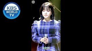 [FOCUSED] BEN - 180' [Music Bank / 2018.12.07]