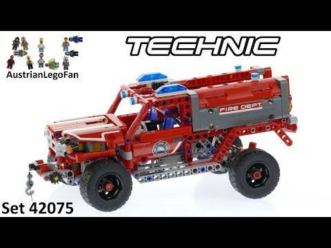 LEGO UK 42075 Technic First Responder Advanced Building Set