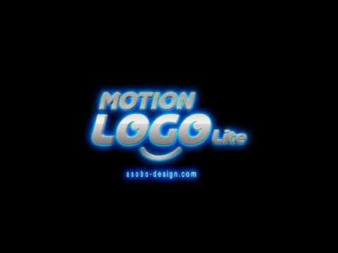 モーションロゴ - 動くロゴの制作サンプル モーションロゴ Lite 3 | モーションロゴ作成の外注・依頼