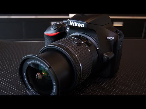 Nikon D3500 Hands-On And Opinion