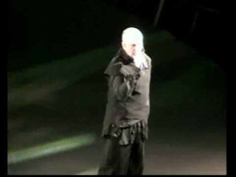 Peter Gabriel 2002.11.14 United Center, Chicago, IL (Growing Up)