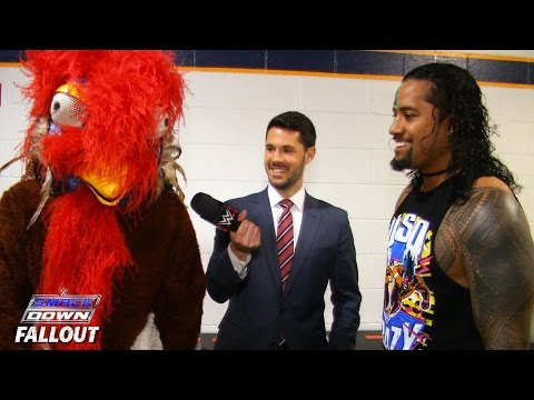 The Gobbledy Gooker goes Uso Crazy: SmackDown Fallout, November 26, 2015