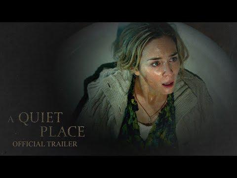 A Quiet Place   Teaser Trailer   Paramount Pictures Australia