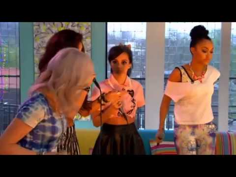 Little Mix - How Ya Doin'? (Acoustic Live At Sunday Brunch)