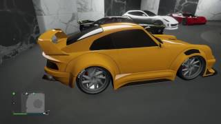 GTA 5 ONLINE HD: N 1 LE GARAGE DE VOITURE DE  LUXE ULTIME !!!