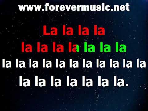 Ornella Vanoni - Tristezza (new version) - KARAOKE