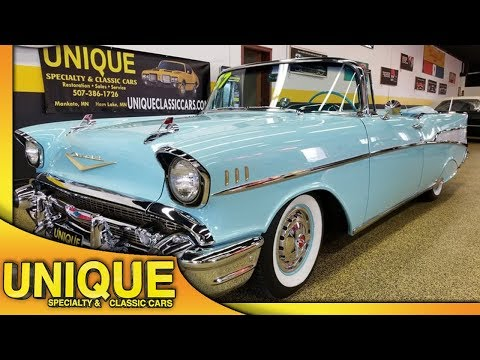 1957 Chevrolet Bel Air Convertible | For Sale