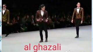 AL GHAZALI NYANYI DI INDONESIA FASHION WEEK 2018